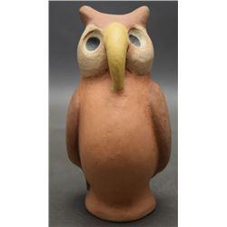 CHOCTAW POTTERY OWL (KANIATOBE)
