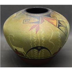 JEMEZ POTTERY JAR (ARAGON)