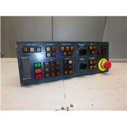 ALLEN BRADLEY 8520-MTB2 CONTROL PANEL