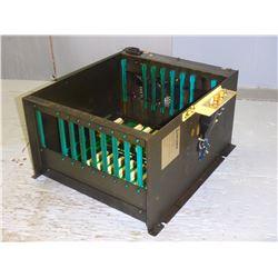 OKUMA E7191-855-018-2 OPUS 7000 CPU/ IF RACK 8