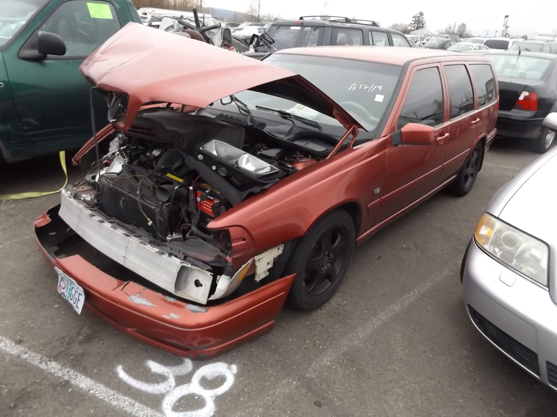 1998 Volvo V70 - Speeds Auto Auctions