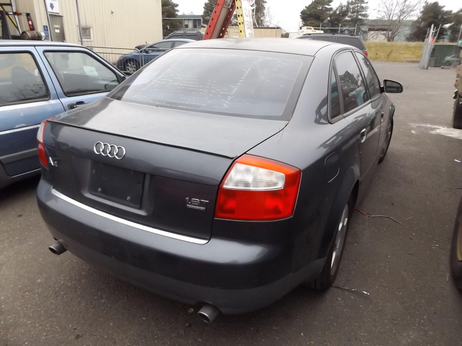 Audi A Speeds Auto Auctions - 2002 audi a4