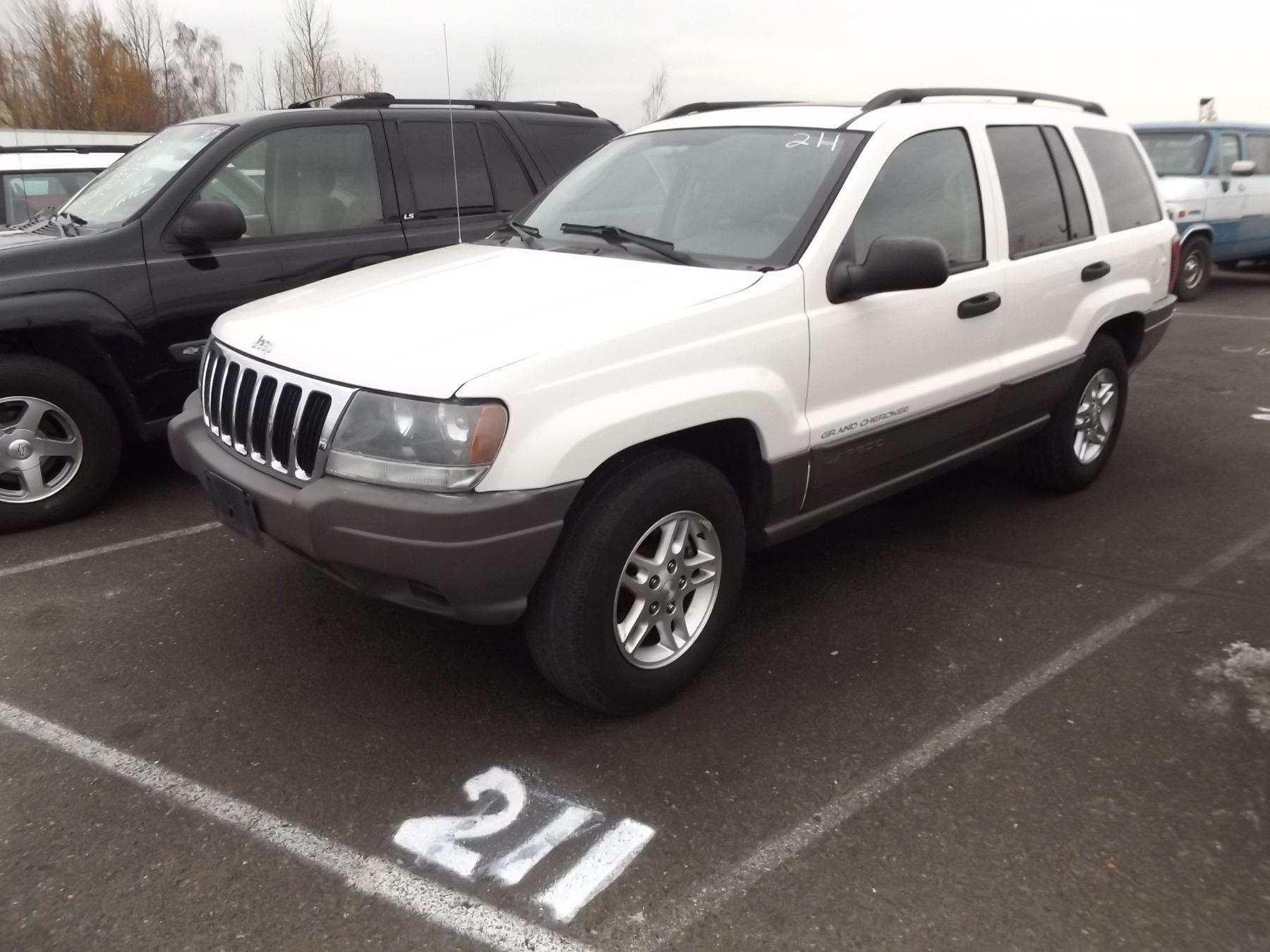Image 1 : 2003 Jeep Grand Cherokee ...