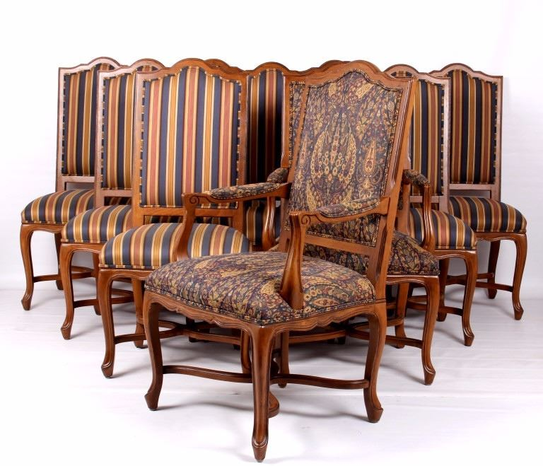 Image 1 Ethan Allen Dining Room Chair Set