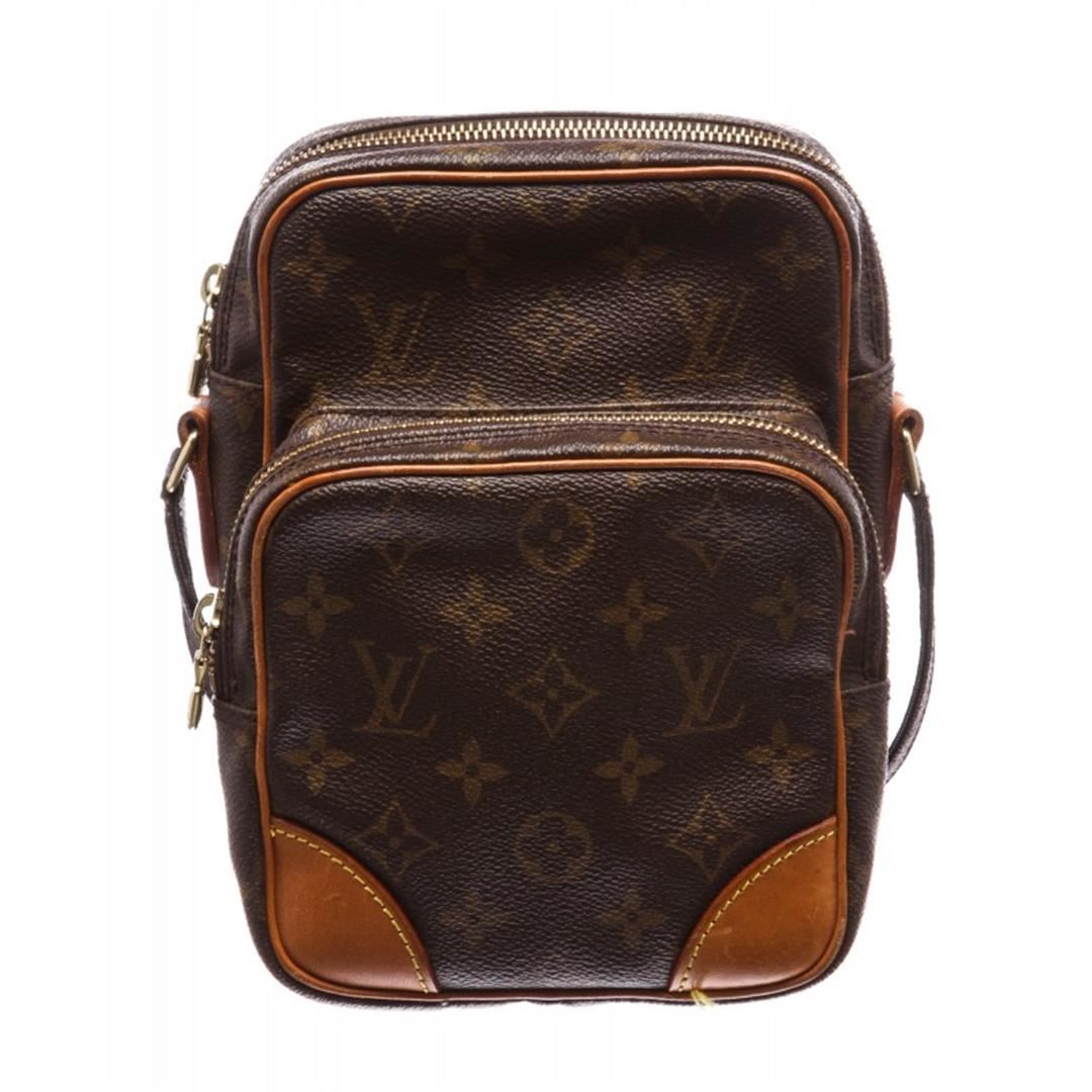 bb814487529d Image 1   Louis Vuitton Monogram Canvas Leather Amazon Crossbody Bag ...