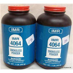 IMR 4064 PROPELLANT 1 1/2 LBS
