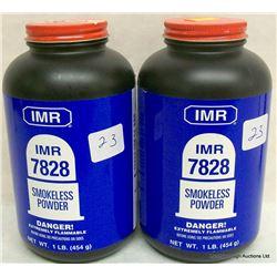 IMR 7828 PROPELLANT 1 3/4 LBS
