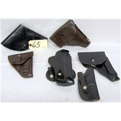 BOX LOT HOLSTERS