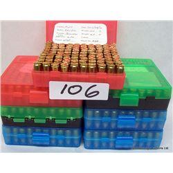 700 RNDS 9MM LUGER RELOADS