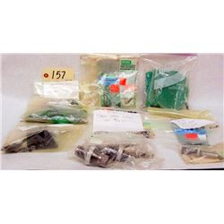 BOX LOT RELOADING TOOLS/ACCESSORIES