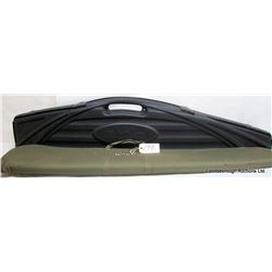 HARD AND SOFT GUN CASES