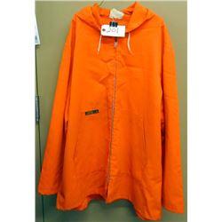 BOX LOT BLAZE ORANGE CLOTHING