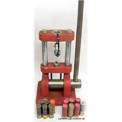 RELOADER AND AMMO