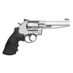 "S& W 686 PRO 5"" 357 STS AS 7RD MOON"