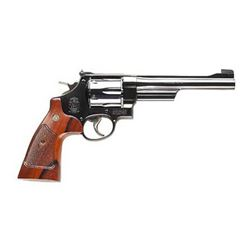 """S& W 25 45LC 6.5"""" 6RD BL WG AS"""