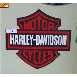 HARLEY DAVIDSON SST SIGN