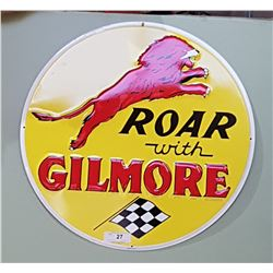ROAR WITH GILMORE SST SIGN