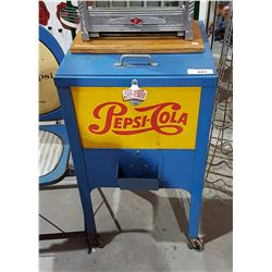 PEPSI COLA ICE CHEST