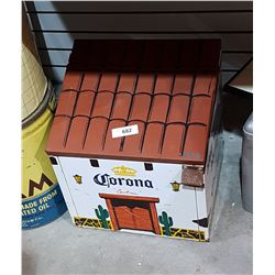CORONA BEER ICE CHEST