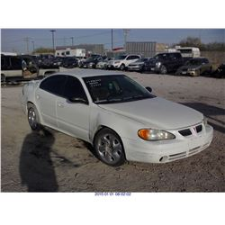 2005 - PONTIAC GRAND AM