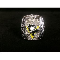 2009 SIDNEY CROSBY STANLEY CUP RING (PITTSBURGH PENGUINS)