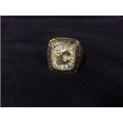 CALGARY FLAMES STANLEY CUP RING (LANNY McDONALD)