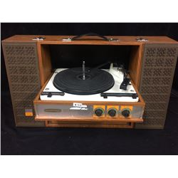 VINTAGE SEABREEZE STEREOPHONIC TURNTABLE