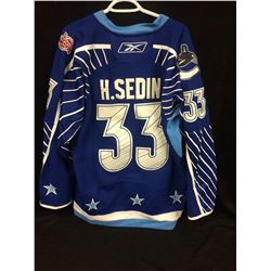 HENRIK SEDIN NHL ALL-STAR HOCKEY JERSEY