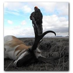 Discounted Gillette Wy Fully Guided Antelope Hunt w/Meals and Lodging on 30,000 acres of Prime Priva
