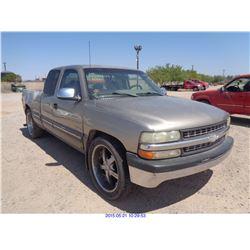 2000 - CHEVROLET SILVERADO 1500