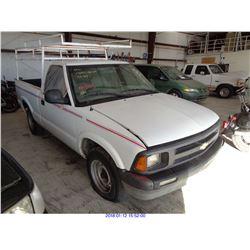 1996 - CHEVROLET S10 PICKUP