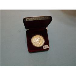 1979 CANADA COMMERATIVE GRIFFON SHIP COIN