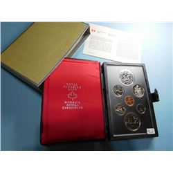 1978 CANADA COIN SET - 7 COINS  Canadian Proof Double Dollar Set