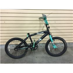 BLACK NEXT KID'S BMX BIKE