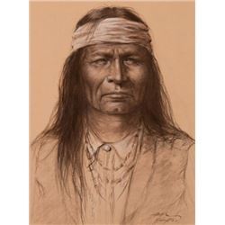 Hampton, Bill - Apache Warrior