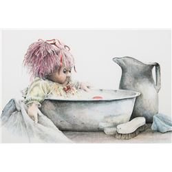 Pedersen, Sharon - Mary Lou Takes a Bath