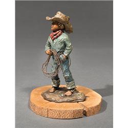 Miller, Vel - Barefoot Cowboy