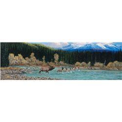 Peters, Leslie (Les) - Elk