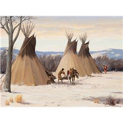 Shope, Irvin (Shorty) - Chinook Wind