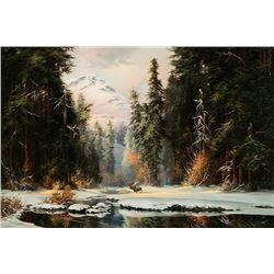 Barks, Gare - Winter Wanderer