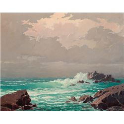 Lowdermilk, Wayne - Seascape
