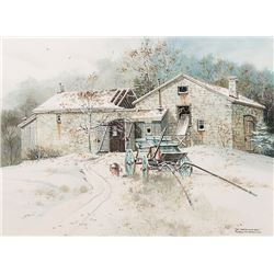 Hamilton, Frank - The Crisp Winter Days