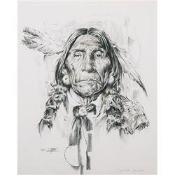 Sultan, Charles - Wolf Robe - Cheyenne Chief