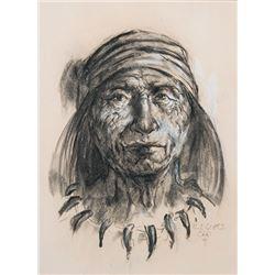 Gomez, Marco Antonio - Apache Head