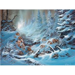 Blaylock, Ted - A Winter Forest (Desc)