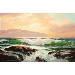 Moreton, Russell - Seascape