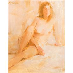 Anderson, Carolyn - Nude