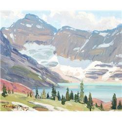 Moyers, Terri Kelly - Backlit - Lake McArthur