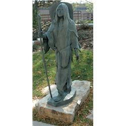Greeves, Richard - Bird Woman (Sacajawea)