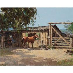Wieghorst, Olaf - California Ranch